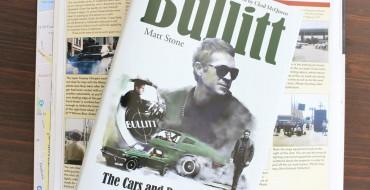 Book Review – Bullitt: The Cars & People Behind Steve McQueen