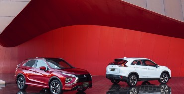 Mitsubishi Reveals the Redesigned 2022 Eclipse Cross