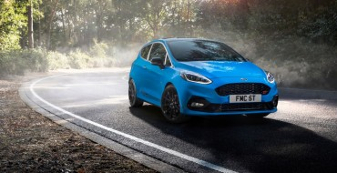 Ford Reveals Ultra-Limited Fiesta ST Edition