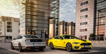 Goodwood, Good News: 2021 Mustang Mach 1 Heads to Europe