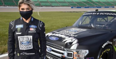 Hailie Deegan Joins NASCAR Truck Series in 2021