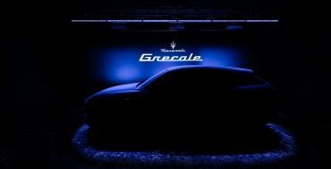 Maserati Teases Grecale SUV