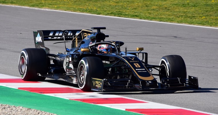 Grosjean Escapes Terrifying Crash at 2020 Bahrain Grand Prix