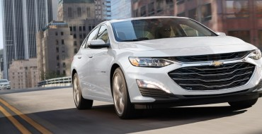 US News Names Chevy Malibu One of Best Midsize Sedans
