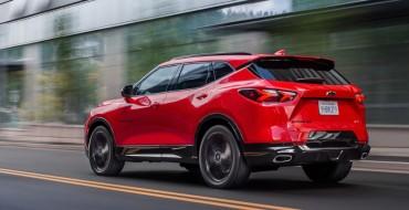 2021 Chevrolet Blazer Overview