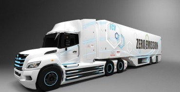 Toyota Agrees to Develop Class 8 Fuel Cell Electric Truck
