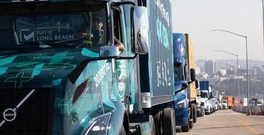 Volvo Trucks Awarded $21.7M to Deploy 70 Zero-Emission Trucks