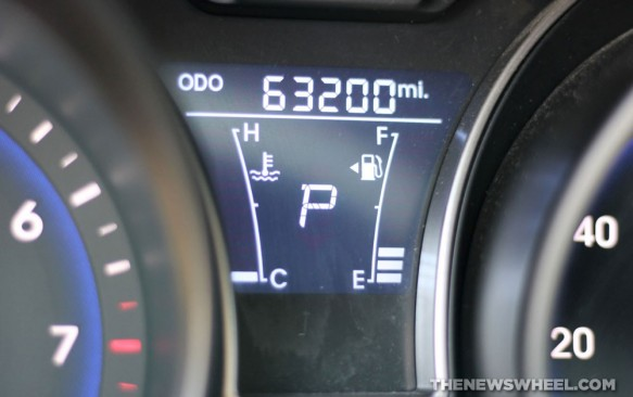 Study Questions Accuracy of In-Dash Fuel Economy Displays