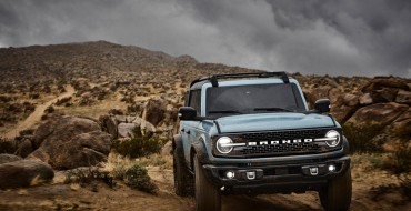 2021 Ford Bronco Build and Price Configurator is Live