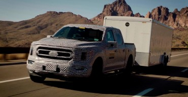 Ford Puts F-150 PowerBoost Hybrid Through Its Paces