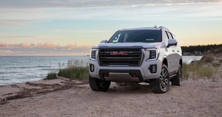 2021 GMC Yukon Makes List of Most Improved Cars