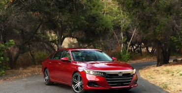 Honda Accord is a '10Best' for Record 35th Time