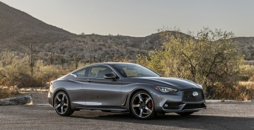 2021 Infiniti Q60 Overview
