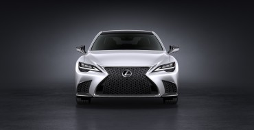 2021 Lexus LS Arrives in Canada with Updated Style, Tech