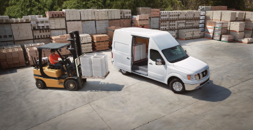 Updates for the Nissan NV Cargo and Passenger Van
