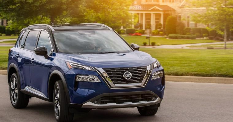 Changes to 2021 Nissan Rogue Improve Crash Test Scores