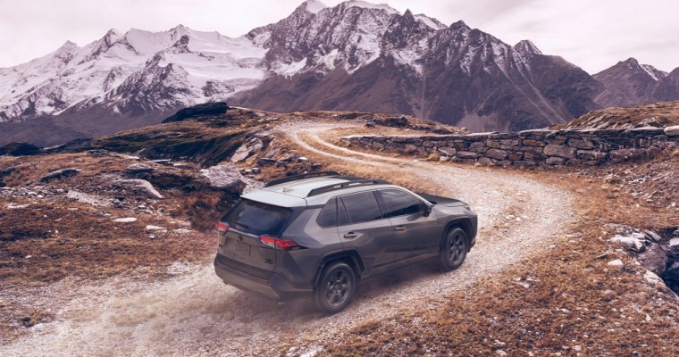 'Compact SUV of Texas' is the Toyota RAV4 TRD Off-Road