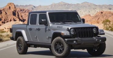 2021 Jeep Gladiator Willys Makes Its Debut