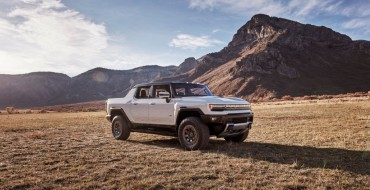 Beefy GMC Hummer EV Will Weigh Over 9,000 Pounds