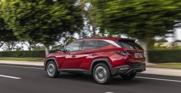 New Hyundai Tucson Achieves Top Safety Pick+ Status