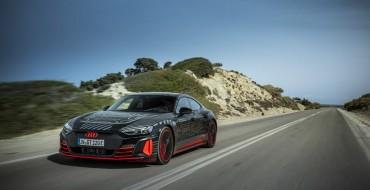 2022 Audi E-Tron GT Details Released