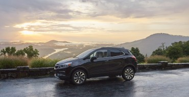 2021 Buick Encore Overview