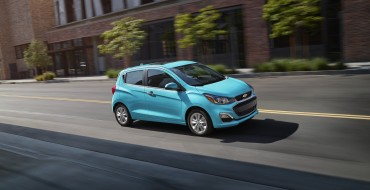 2021 Chevrolet Spark Overview