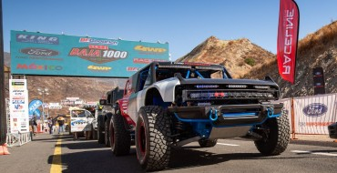 Ford Bronco Makes its Return to Baja 1000 This Weekend