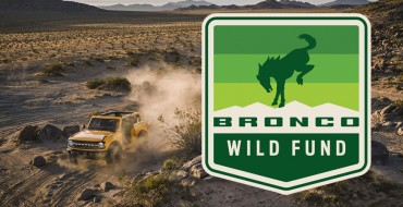 Ford Establishes Bronco Wild Fund for Preservation