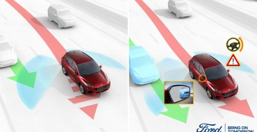 Ford Kuga Debuts New Blind Spot Assist Tech