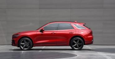 [PHOTOS] 2022 Genesis GV70 SUV Revealed in Full
