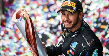 Lewis Hamilton Named UK's Most Influential Black Person