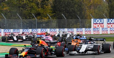 Virtual Safety Car Helps Hamilton Win 2020 Emilia Romagna Grand Prix