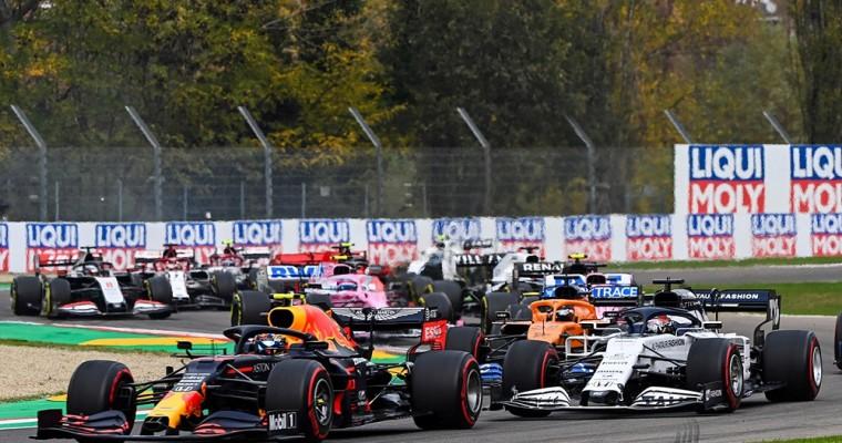 Virtual Safety Car Helps Hamilton Win 2020 Emilia Romagna Grand Prix