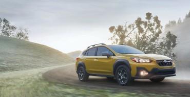 Subaru Reports Record October Sales
