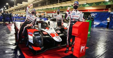 Toyota Ends LMP1 Era with 1-2 Win and World Championship