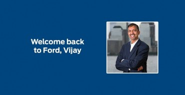 Vijay Sankaran Opting Not to Rejoin Ford
