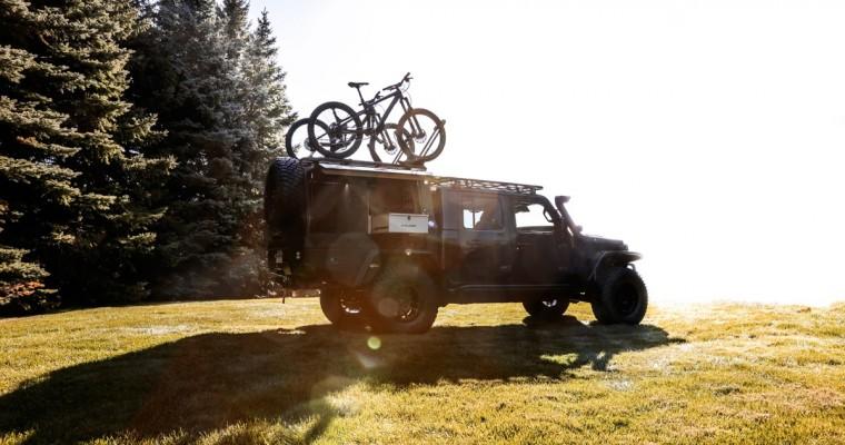 Mopar Designs Jeep Gladiator Top Dog Concept