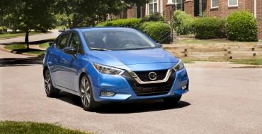 2021 Nissan Versa Overview