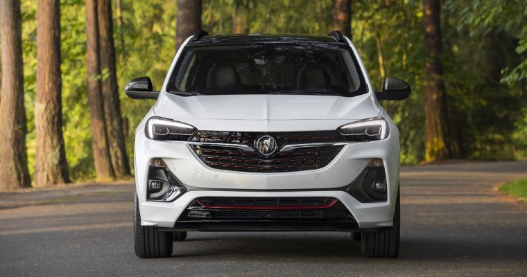 Differences Between the 2021 Buick Encore and 2021 Buick Encore GX