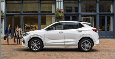 2021 Buick Encore GX Overview
