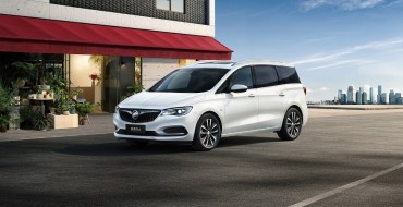 Buick Debuts V2X, New GL6 MPV at Guangzhou Auto Show