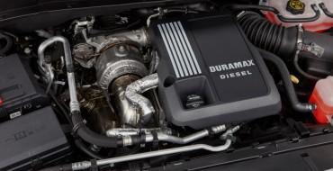 2021 Chevrolet Tahoe Duramax Earns Best-in-Class Fuel Economy