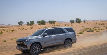 2021 Chevrolet Tahoe, Official SUV of Action, on Sale in Middle East