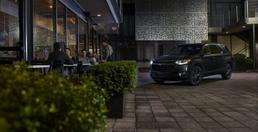 2021 Chevy Traverse Gains Midnight and Sport Editions