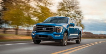 Ford F-150 PowerBoost Gets 750-Mile Driving Range