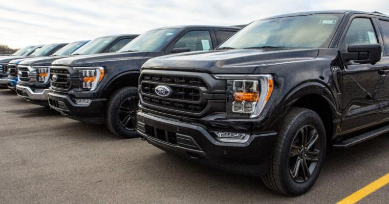 2021 Ford F-150 Wins Kelley Blue Book Best Buy Award