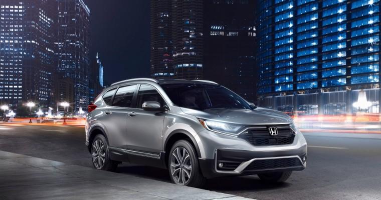 2021 Honda CR-V Overview