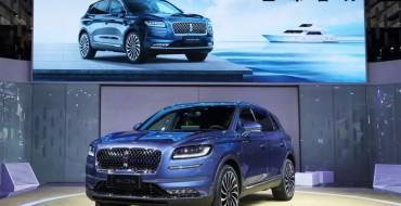 2021 Lincoln Nautilus Debuts at Guangzhou Auto Show