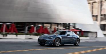 2021 Mazda MX-5 Miata Starts at $26,830